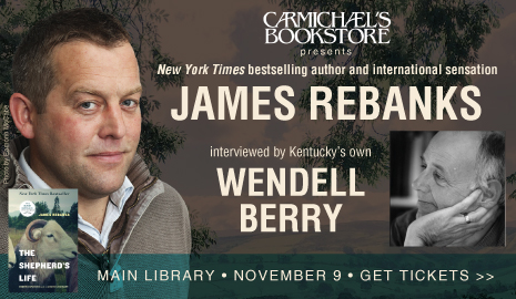James Rebanks interviewed by Wendell Berry