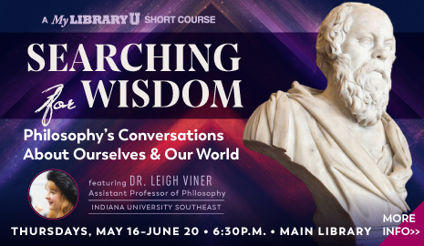 Philosophy Short Course begins May 16. Click here for more info.