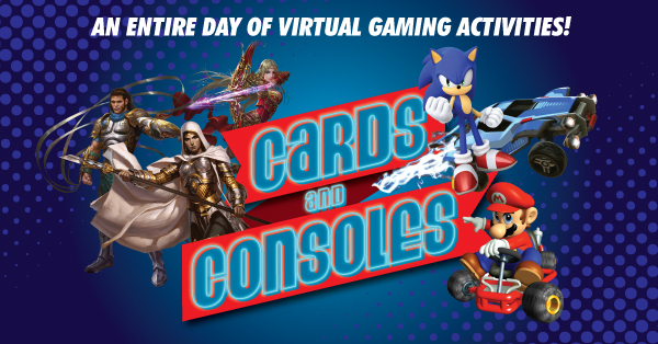 Cards and Consoles