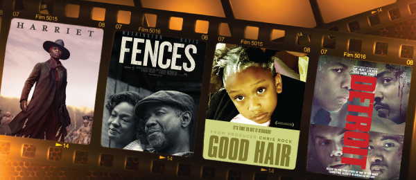 2020 African American History Film Series at the Main Library