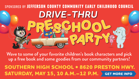 Drive-Thru Preschool Party