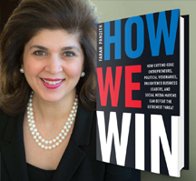 Lean Into Louisville presents foreign policy strategist and author Farah Pandith in conversation with Mayor Greg Fischer