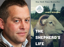 New York Times bestselling author James Rebanks
