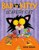Bad Kitty: Scaredy-Cat