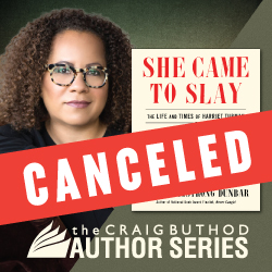Erica Armstrong Dunbar visit is canceled