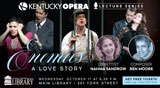 Kentucky Opera presents Enemies: a Love Story