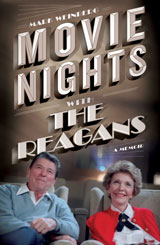 Movie Nights With The Reagans cover