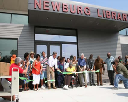 Congratulations Newburg Branch