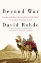 David Rohde author of Beyond War