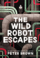 The Wild Robot Escapes cover