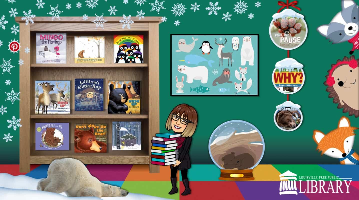 Animals in Winter Storytime