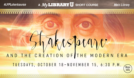 Shakespeare and the Creation of the Modern Era Short Course